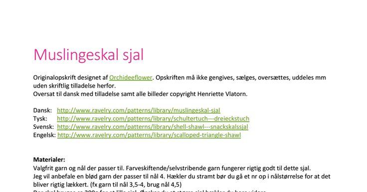 Muslingeskal sjal .pdf