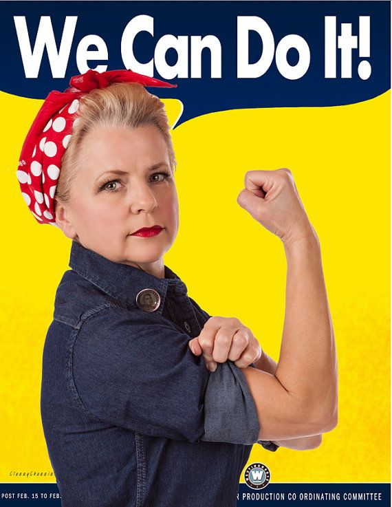 Save HUGE on Rosie the Riveter LIMITED time by RosiesLegacyGear