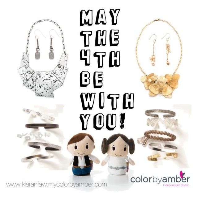 May the 4th be with You! by kieran-colorbyamber on Polyvore