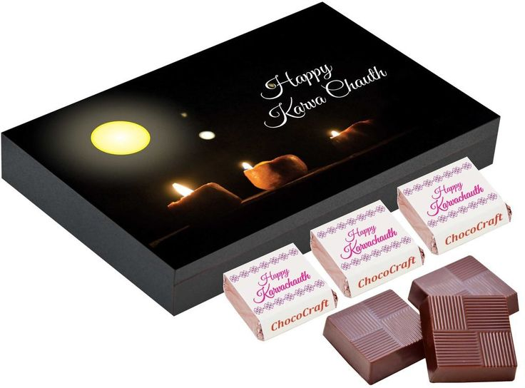 Karvachauth special gifts   Chocolate box