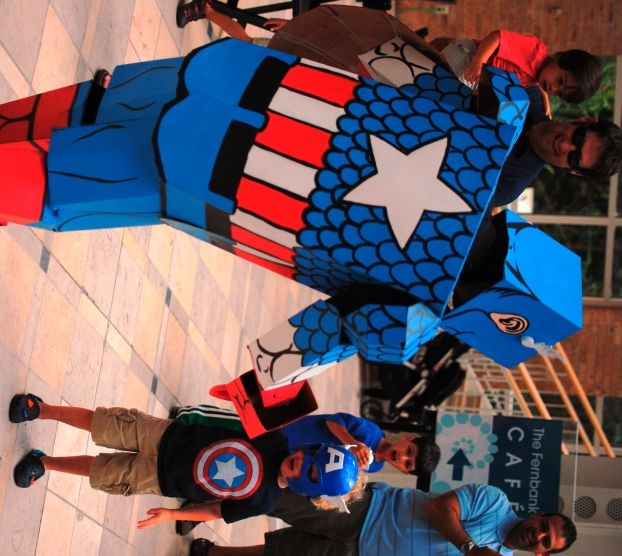 Fernbank Superhero Day