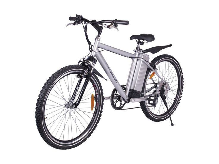 NEW 2015 Alpine Trails Electric Mountain Bicycle (Lowest Cost E-Mountain Bike)