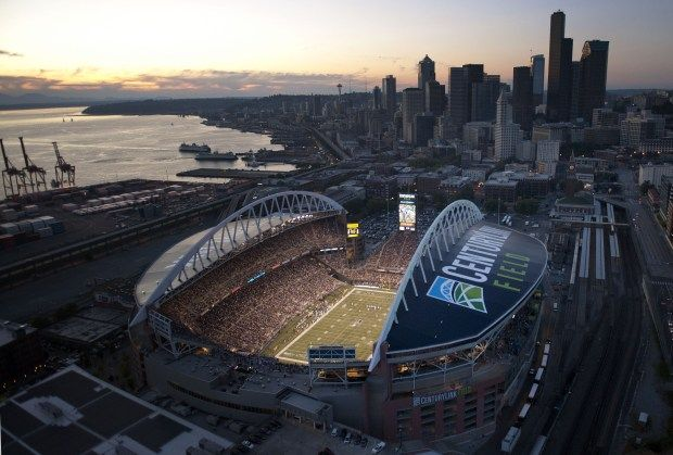 ON THIS DATE: SEAHAWKS' HOME FIELD BECOMES CENTURYLINK FIELD