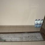 Tamplarie aluminiu si rulouri exterioare / Popesti Leordeni - trapa / usa pivnita