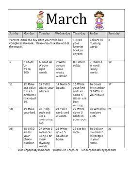 Best  Homework Calendar Ideas On   Homework Chart