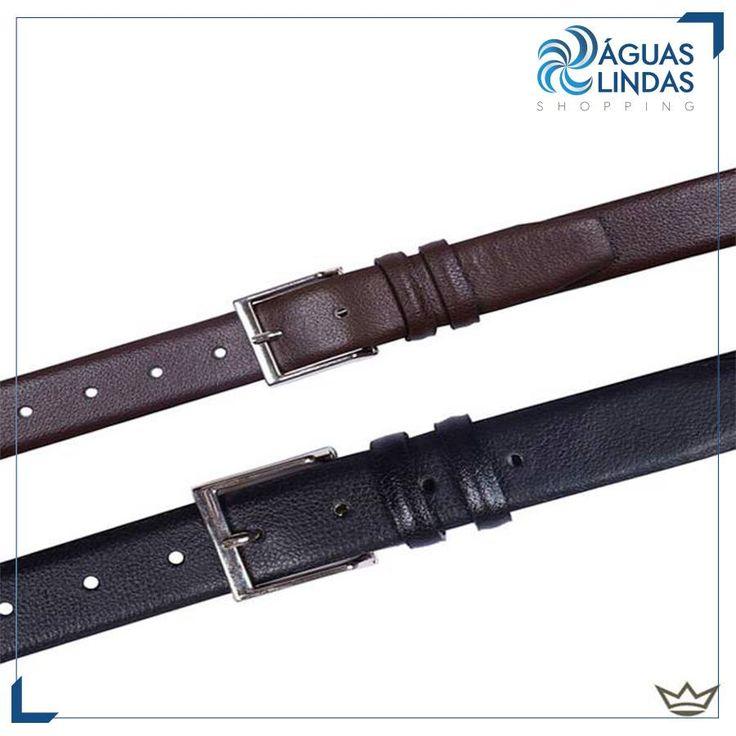 Você prefere preto ou marrom? Para não ter dúvidas, a Colombo oferece as duas cores para o seu look ser um arraso!