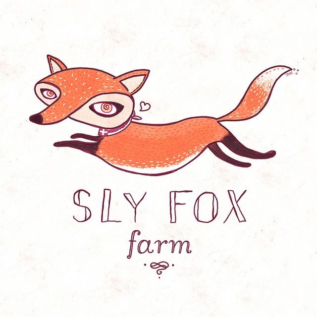Sly Fox Farm Logo by crosti, via Flickr