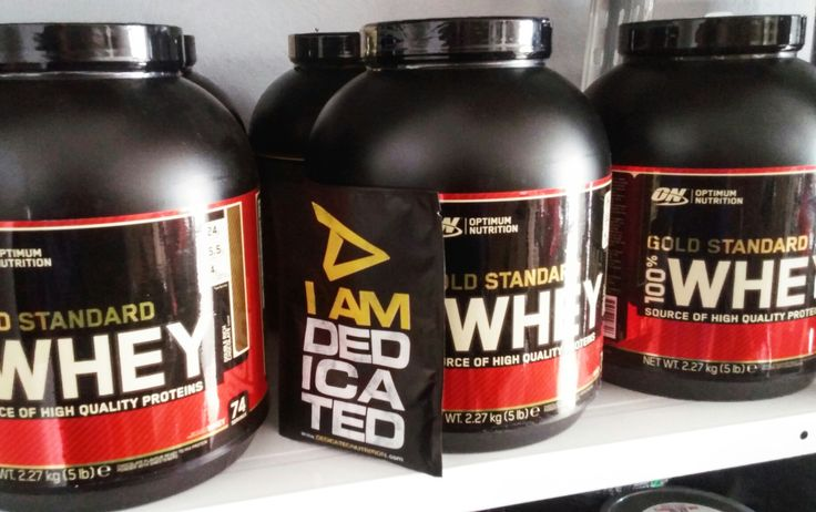 Optimum Nutrition - Gold Whey