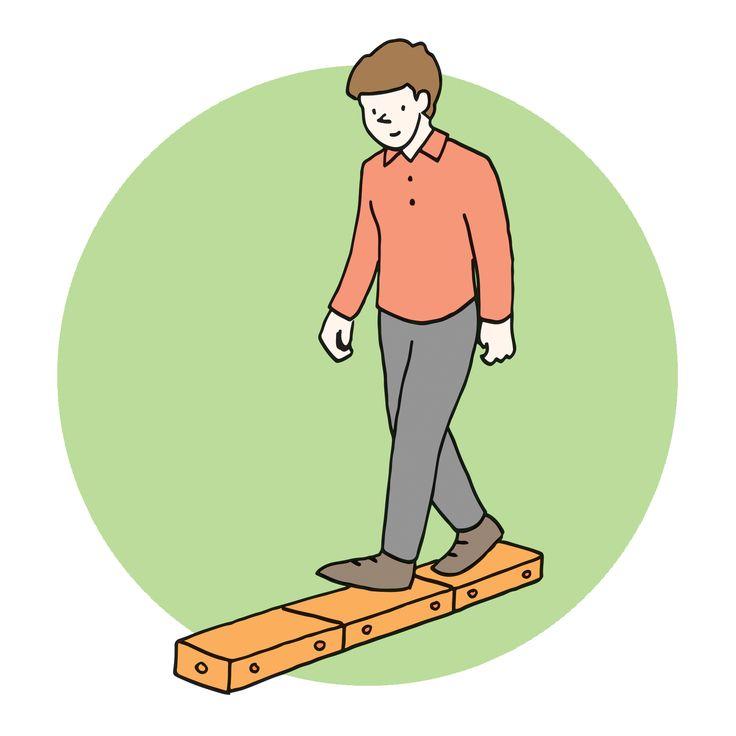 """come giocare a """"La corsa dei mattoni"""", un divertente gioco tradizionale da fare preferibilmente all'aperto."""
