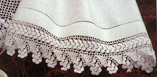 crochet em revista: barra crochet