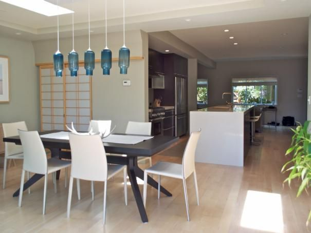 Photo of Asian Dining Room project  by Sven Lavine Architecture