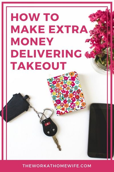 How to Make Extra Money as a DoorDash Delivery Driver – Work from Home Ideas