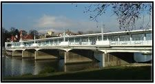 Glass Bridge, Piestany