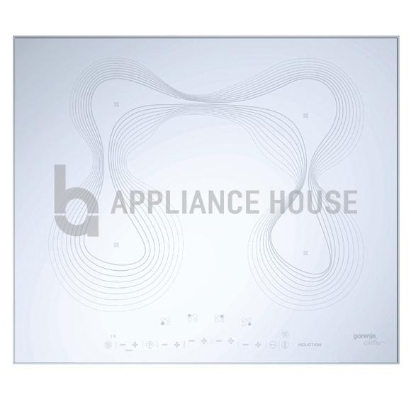 Gorenje Karim Rashid designed IT 641 KR Induction Hob in White