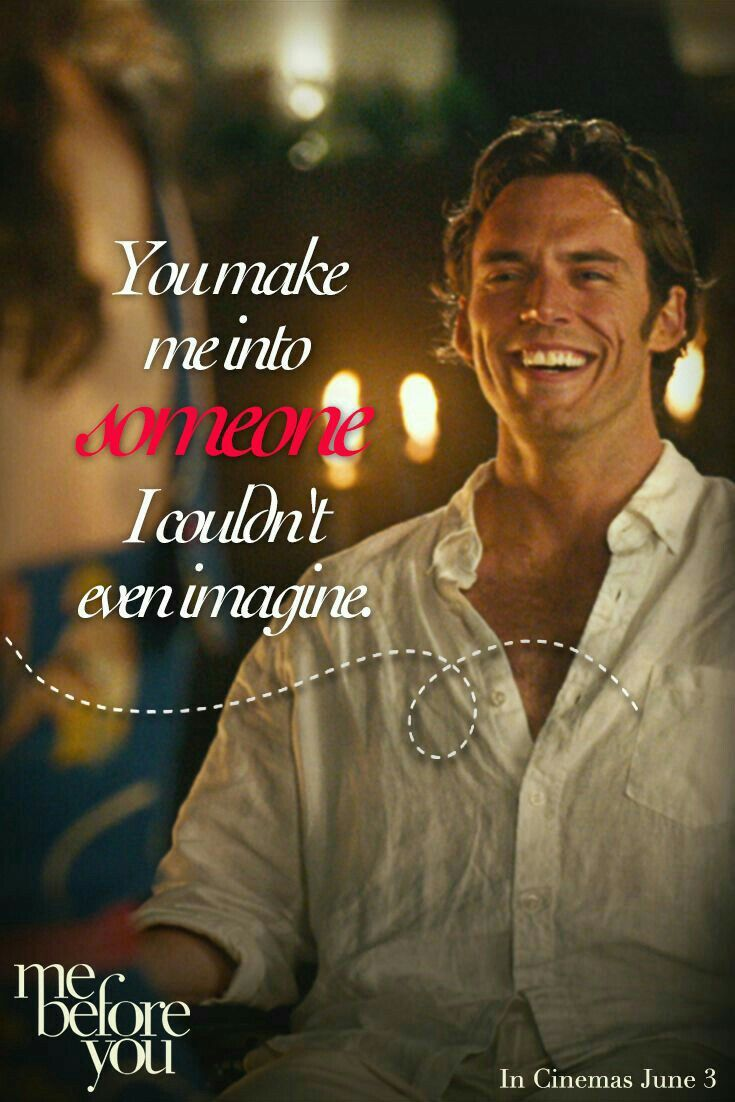 Me Before You Quotes 11 Best Me Before You Images On Pinterest  Film Quotes Words And