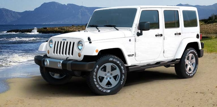 Jeep Wrangler Unlimited Sahara 30 745 Dreams 2014