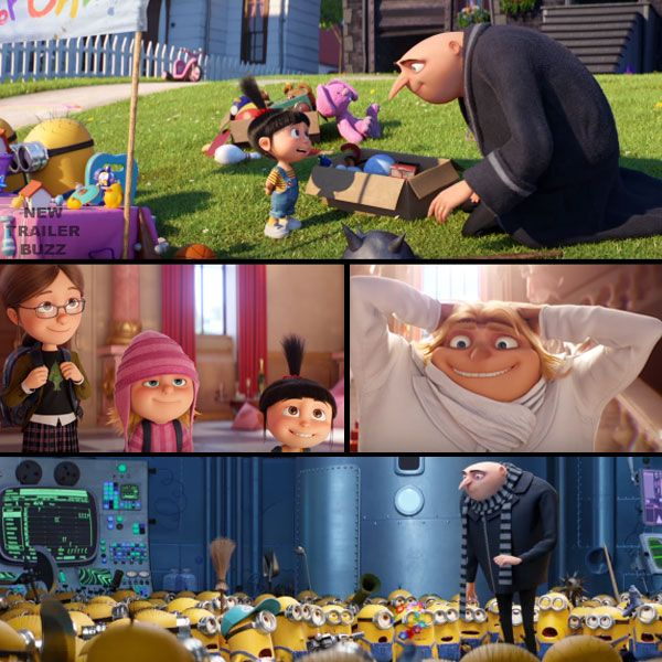 Despicable Me 3 new trailer: Gru meets his long lost twin while the Minions get tired of his good boy act #FansnStars