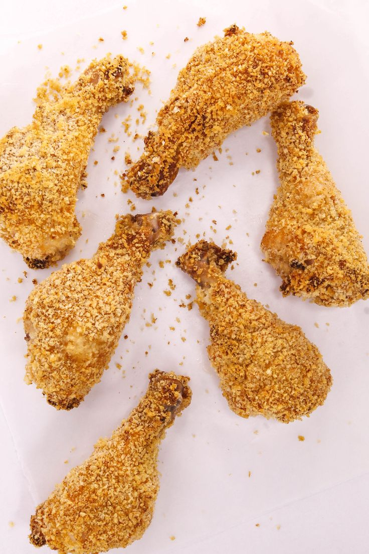 Jessica Seinfeld's sweet potato dipped, oven fried chicken!