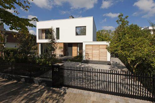 Paul Seuntjens interieur + architectuur : villa Amsterdam