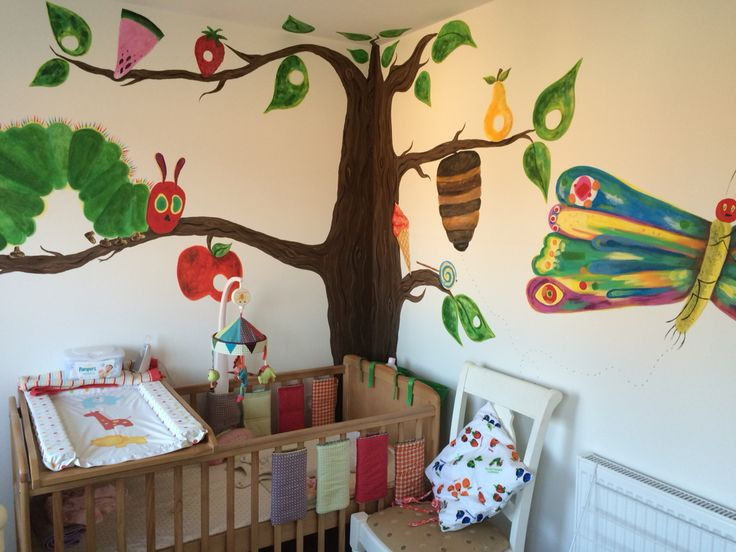 1000 Ideas About Hungry Caterpillar Nursery On Pinterest