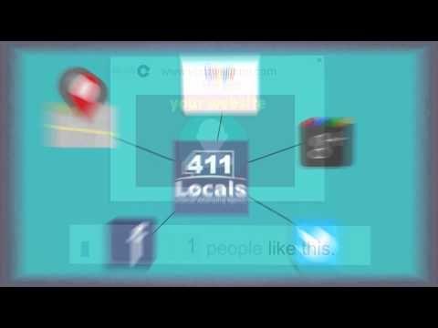 411 Locals - Your Partner in Online Success - YouTube