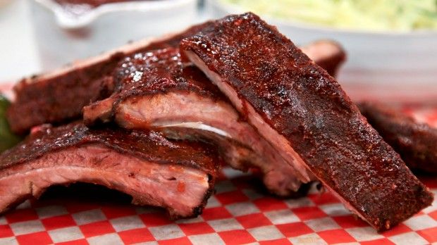 Homestyle BBQ Baby Back Ribs
