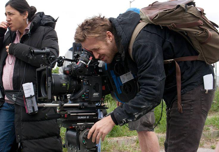 Lost River (2014). Ryan Gosling  Cinematography: Benoît Debie  Photo by: Kim C. Simms