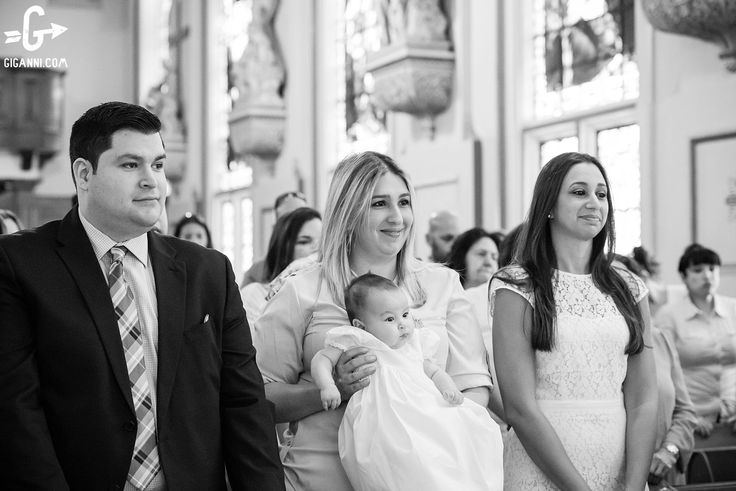 Gesu Church Baptism Photos + Celebration at Love Love Is Blind