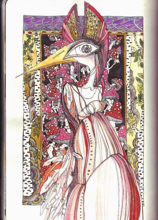 Иллюстрация костюма