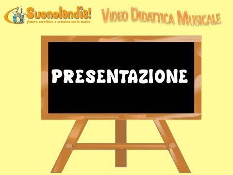 Video Didattica Musicale - PRESENTAZIONE - YouTube