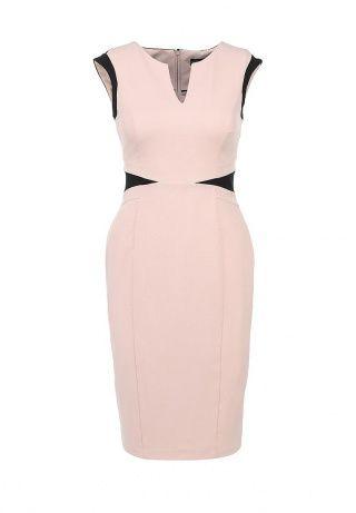 Платье Dorothy Perkins, цвет: . Артикул: DO005EWDLB22