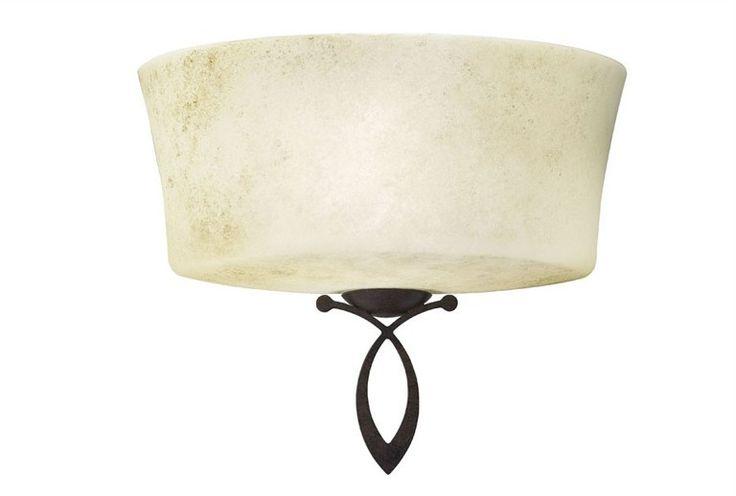 WALL LAMP SCAVO GLASS