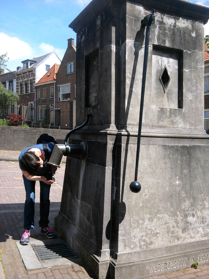Waterpomp/Waterpump in Rhenen, Netherlands - June 16th, 2013