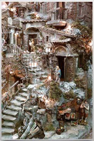 PASTORI E PRESEPI della tradizione classica napoletana