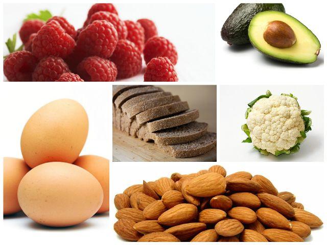 Natural source of biotin