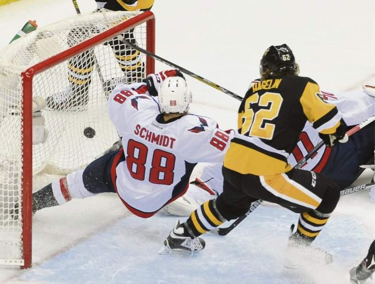 May 2, 2016 — Eastern Conference playoffs: Penguins 3, Capitals 2 (Photo: Philip G. Pavely     Tribune-Review)