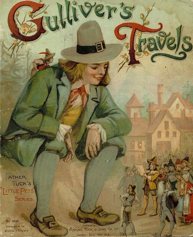 the satire in lilliput as described in the book gullivers travel Keywords: fantasy, satire, society  part one: a voyage to lilliput: chapter 3 gulliver's travels (lit2go  lit2go/177/gullivers-travels/3583/part-one.