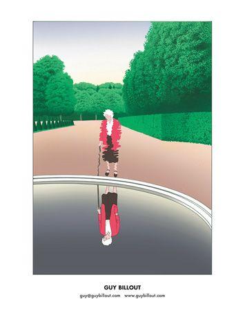 Guy Billout - Workbook Illustration Portfolio