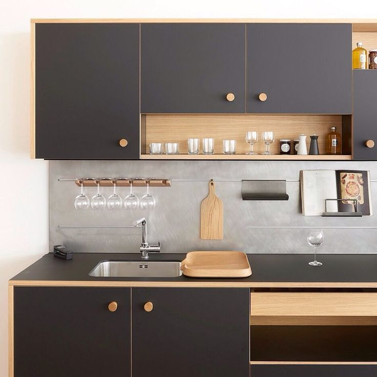 British designer Jasper Morrison has revealed Lepic his first industrially produced kitchen. via dezeen- chic, inteiror, design Posted to Souda's Tumblr From the Pinterest Board: Kitchens - Modern Kitchen Interiors, Islands, Cabinetry, Lighting, &...