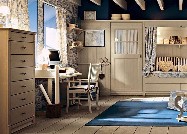 Classic children bedroom design from Minacciolo