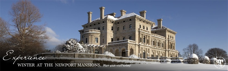 Visit the mansions of Newport, just 90 minutes from our Inn on Cape Cod.