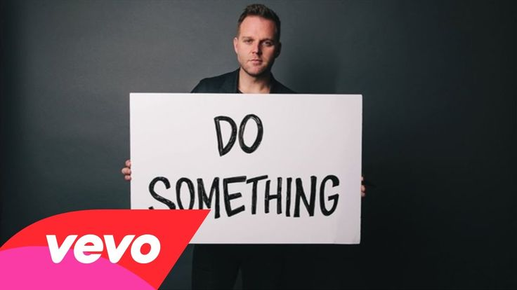 "Song: ""Do Something"" - Matthew West (from Great News! Daily, ""Common Values,"" Thursday, June 5, 2014) #values #serve #helpingothers  Subscribe: http://ui.constantcontact.com/d.jsp?m=1115825817296&p=oi"