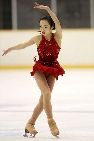 本田真凜 中2 FSビートルジュース 全日本ジュニア・第2日(男女FS)|フォトギャラリー|フィギュアスケート|スポーツナビ