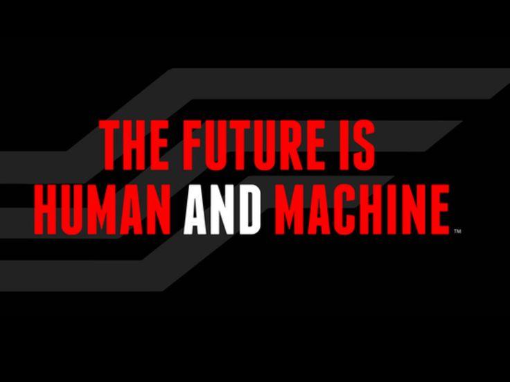 The Future is Human and Machine | Crowdfunding es una manera democrática de apoyar las necesidades de recaudación de fondos de tu comunidad. Haz una contribución hoy.