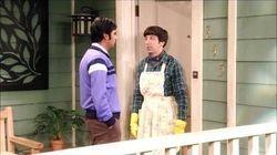 The Big Bang Theory - Howard The Housemaid