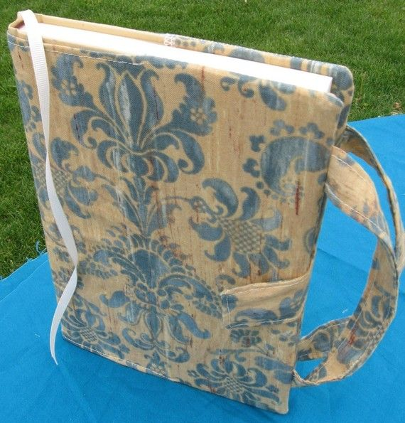 Fabric Book Cover Sewing Pattern : Images about sewing book covers on pinterest