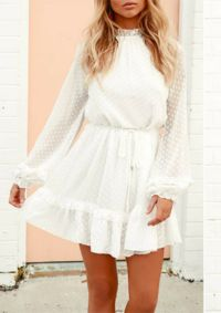 Hannah  Dress Wild Billy online fashion boutique! Free shipping and nothing over $50!