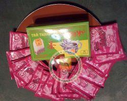 Чай с лечебными травами, для очищения почек и печени, повышает иммунитет - 20 пакетиков. Пр-во Вьетнам.