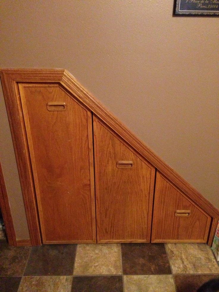 1000 Images About Under Stairs On Pinterest Hidden