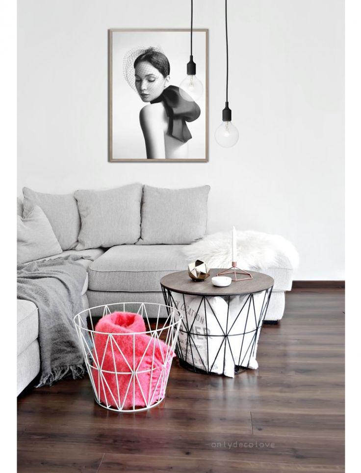 Die besten 17 Bilder zu Woonkamer auf Pinterest Leichter heller - wohnzimmer grau magenta